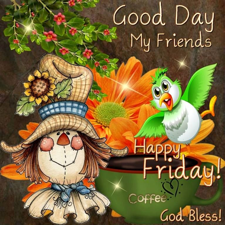 Good Morning Everyone Happy Friday I Pray That You Have A Safe