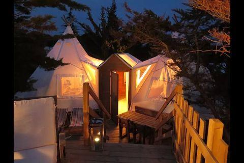 Camping du Midi, Ile de Noirmoutier Glamping Noirmoutier