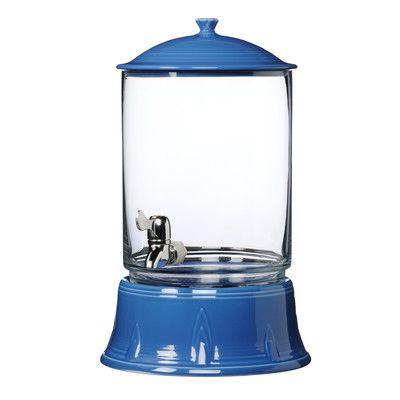 Fiesta 2 Gallon Beverage Dispenser Color: