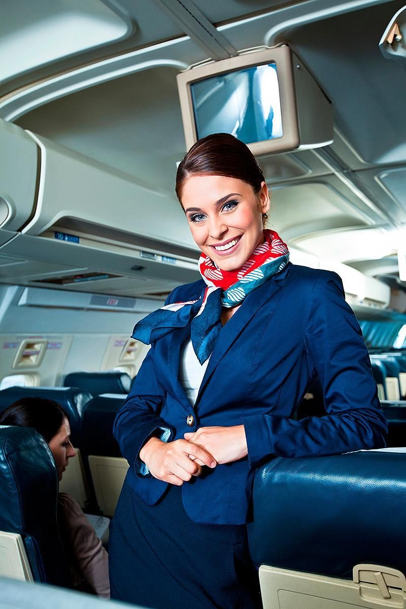 How Do Flight Attendants Always Look So Put Together And Fresh Yahoo Travel Found Out Their
