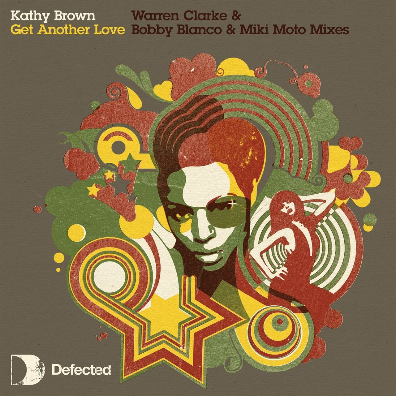 Kathy Brown – Get Another Love (single cover art)
