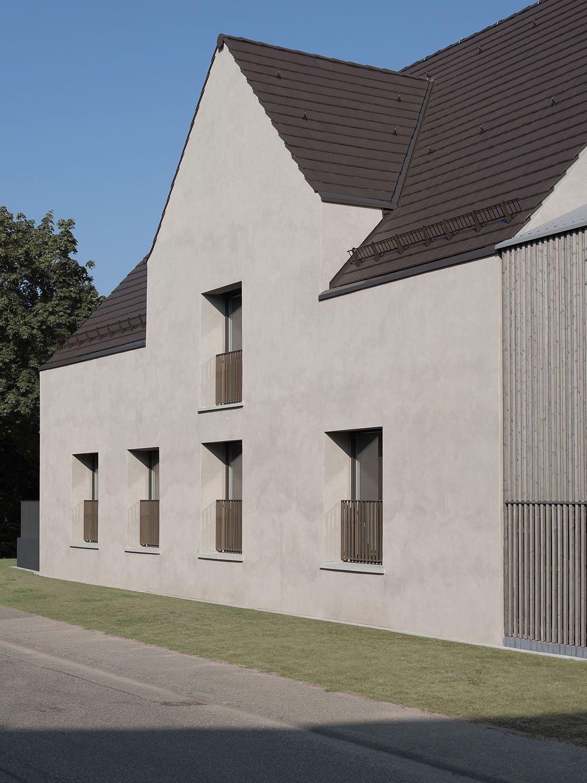 dachparade kinder und familienzentrum in ludwigsburg 0 9 pinterest architektur neubau. Black Bedroom Furniture Sets. Home Design Ideas