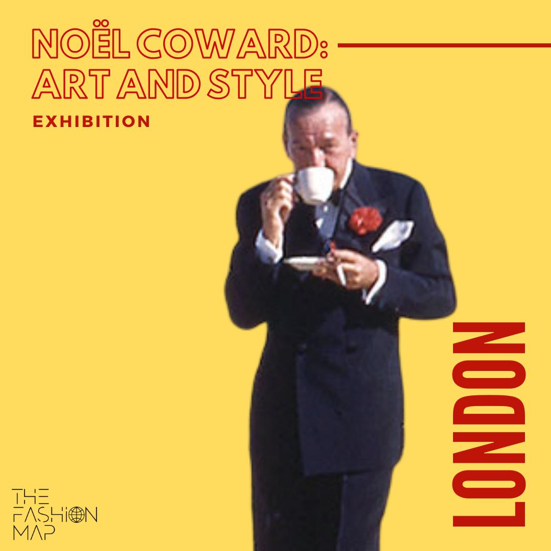 Noël Coward: Art and Style | Noel coward, Galleries in london, Creative circle