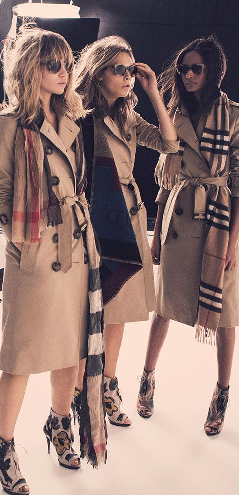 75b6b7b9cc73d5e51592f5943b5b1bf7 Jpg 484 1 000 Pixels Trenchcoat Style Burberry Schal Outfit Mode Inspiration