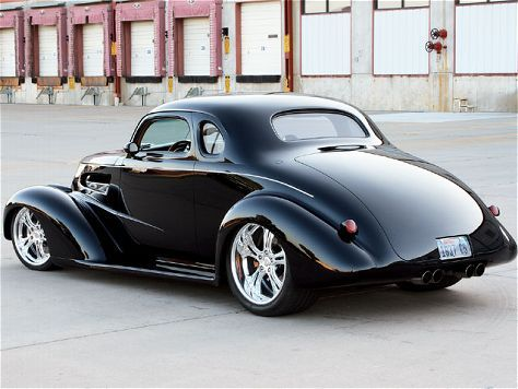 1938 Chevy Coupe Cool Cars Classic Cars Hot Cars