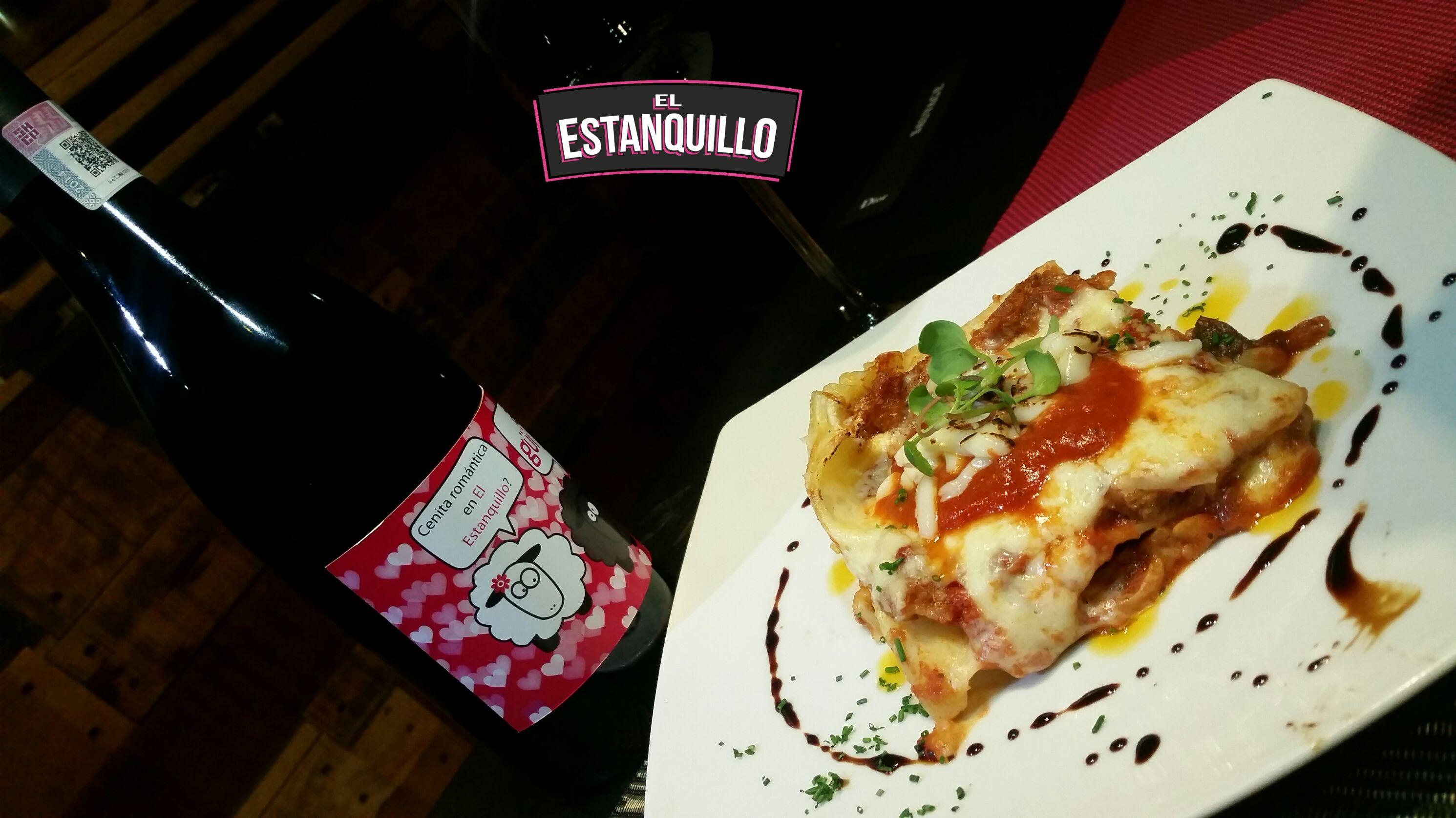 Cena romántica en el Estanquillo?