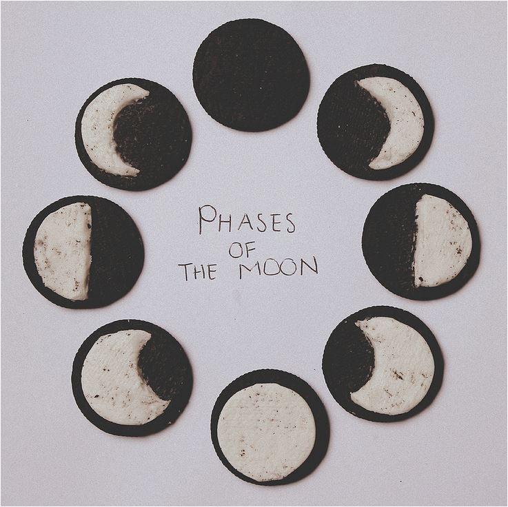 Oreo Phases of the Moon Vocabulary Waxing Waning Gibbous – Oreo Moon Phases Worksheet