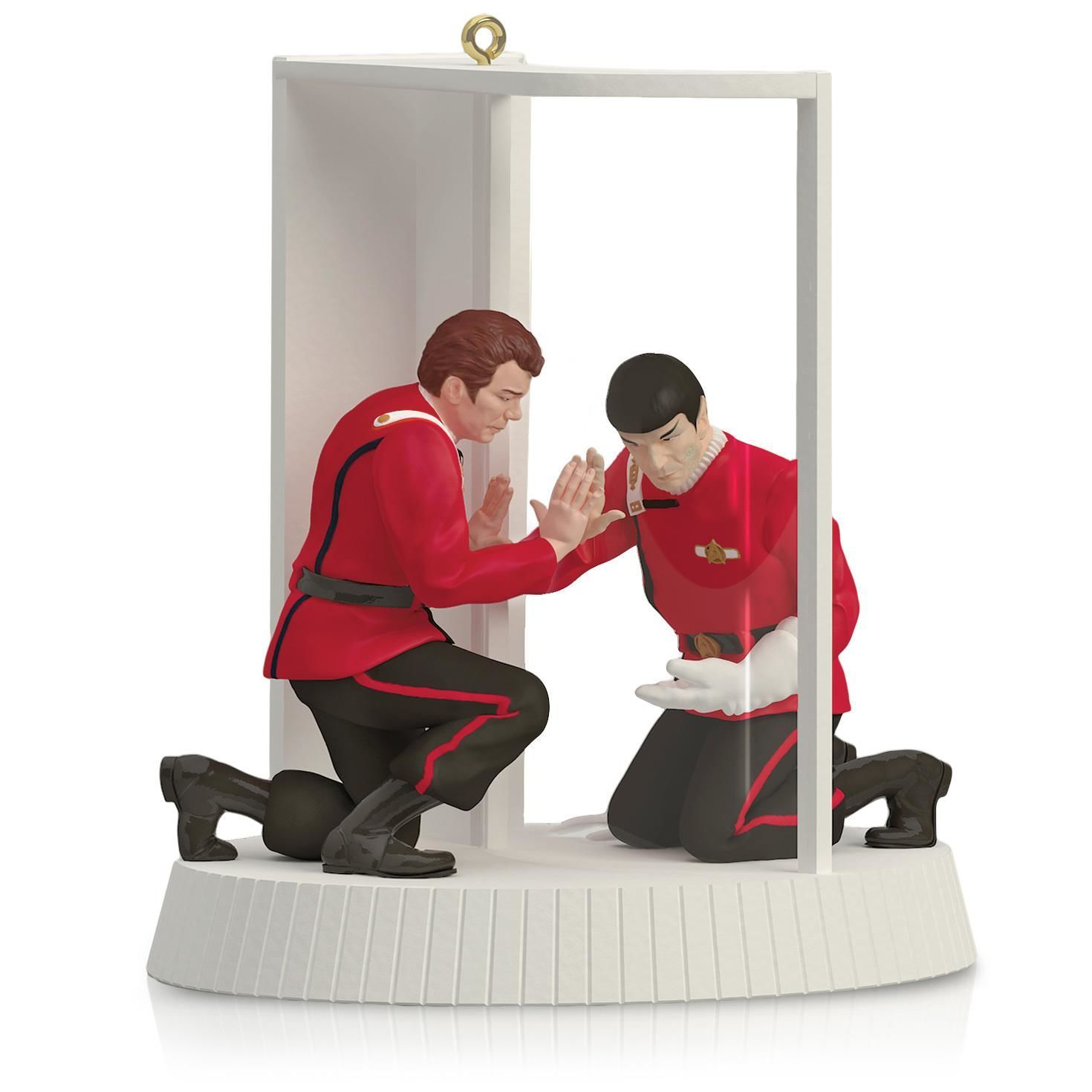 Yearly christmas ornaments - 2015 Hallmark Ornament Star Trek The Needs Of Many Hallmark Keepsake Christmas Ornaments