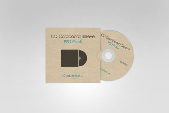 10 Best Free CD Cover PSD Mockup - Smashfreakz Places to Visit - compact cd envelope template
