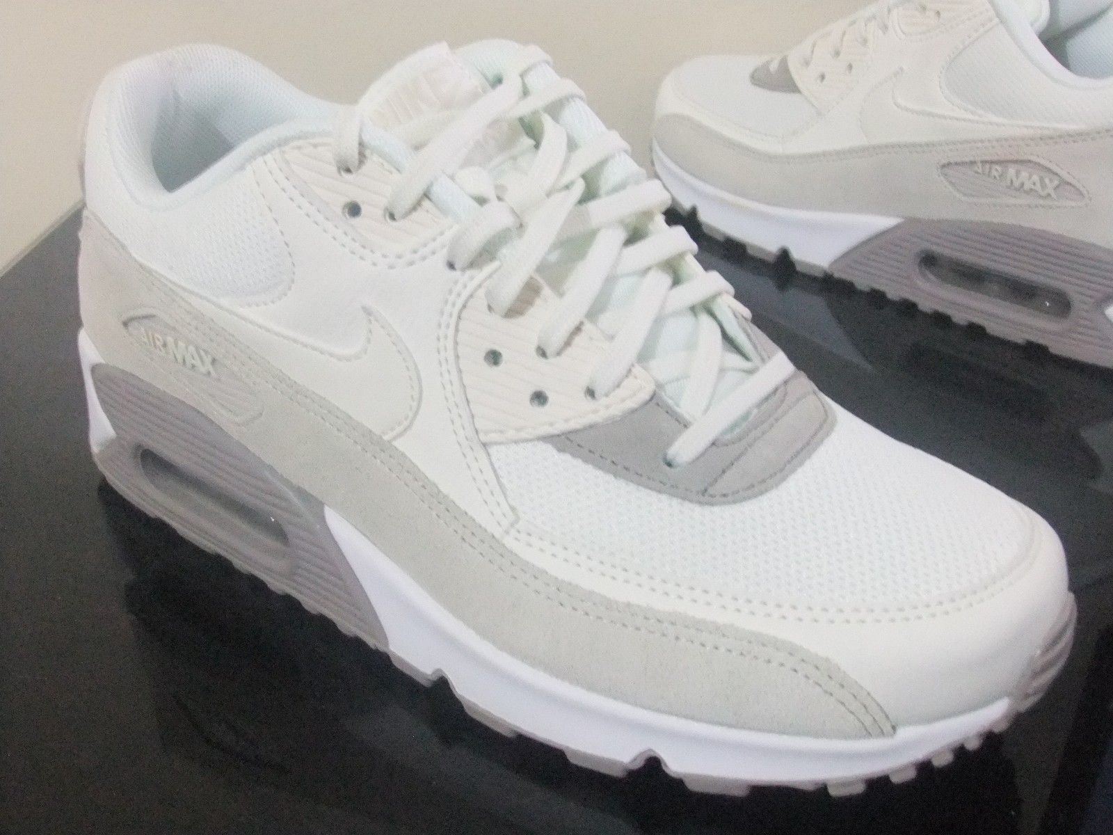2a616ad0b1776 WOMEN'S NIKE AIR MAX 90 TRAINERS UK SIZE 6 325213 129 | Sneakers ...