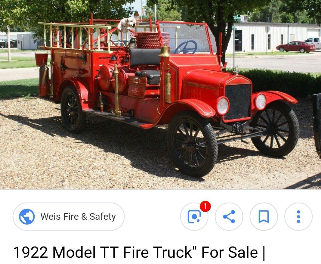 For use as decor Fire trucks for sale, Fire trucks