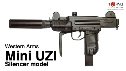 Western Arms Mini UZI Silencer model | Guns & Gear ...