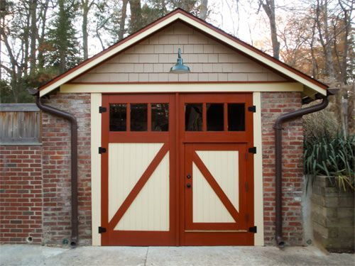 Classic Z Brace with Wicket Door in Takoma Park Maryland (MD) & Image27   For the Home   Pinterest   Carriage doors Doors and Barn ...