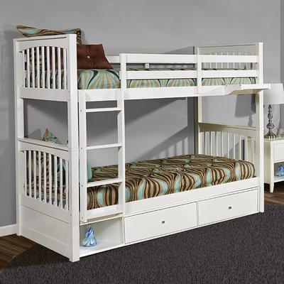 Viv Rae Susan Bunk Bed With Drawers Bunk Bed Designs Bunk Beds Twin Bunk Beds