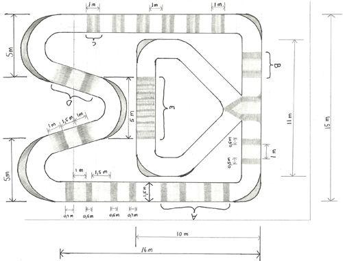 Pump Track Design Bike Pump Track Motocross Tracks Track Bike
