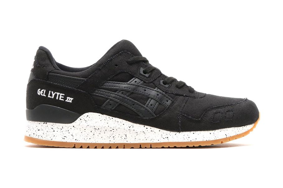ASICS Drops Canvas GEL Lyte IIIs for Spring Canvases Spring and Red