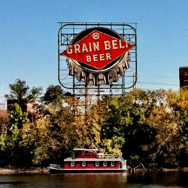 Minneapolis, Minnesota. Photo from the Segway tour....
