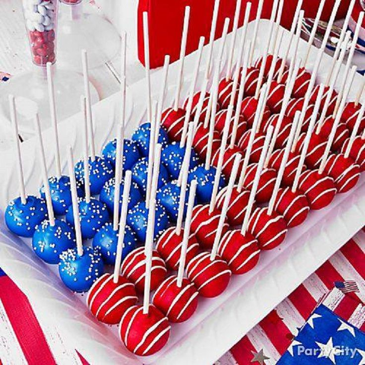 Easy fourth of july cake recipes