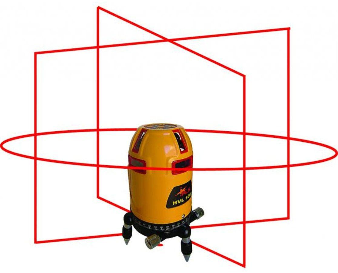 Pls Hvl100 Line Laser 360 Degree Horizontal And Vertical Lines 60560 Laser Equipment Laser Uses Laserequipment La Laser Levels Horizontal Vertical