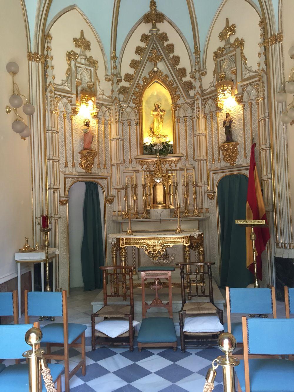 chapel casa santonja beniarbeig alicante wedding spain