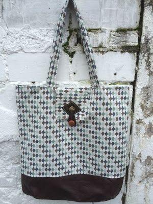 Frau H.´s Nähwelt: [new bags in town]