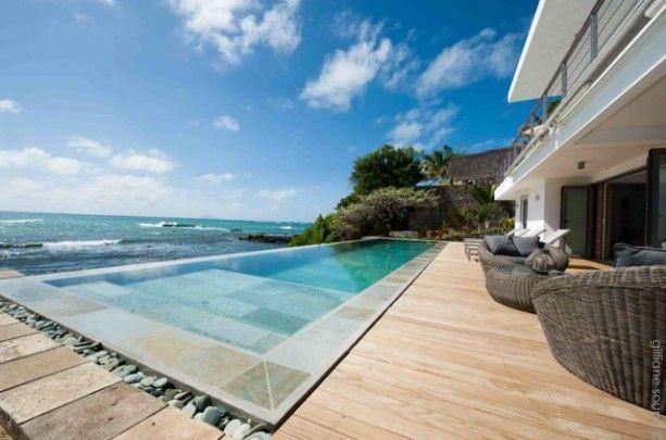 Best Beach Villa On Cap Malheureux Beach Cap Malheureux North