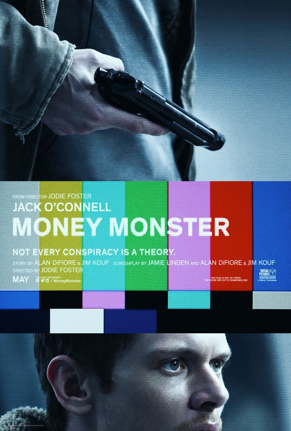 money monster character poster jack o connell cinema poster welcome online putlocker movie watch money monster full movie online for drama lee gates is a bombastic tv personality whose popular financial