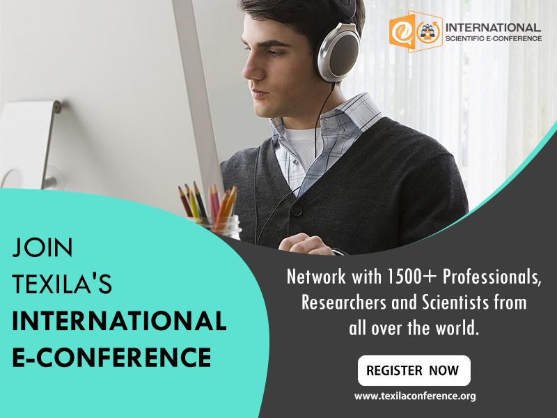 Join Texila E-Conference & Share your insight to the world. Register now @ www.texilaconference.org #InternationalConference #Education #Research #Technology