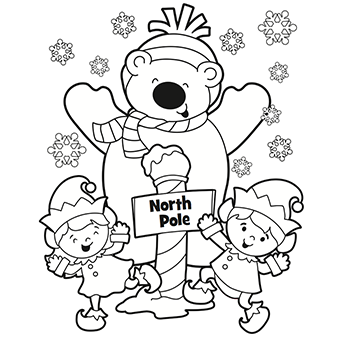 Christmas Coloring Pages Celebrate Christmas With Coloring Fun Kids Free Prin Free Christmas Coloring Pages Christmas Coloring Sheets Polar Bear Coloring Page