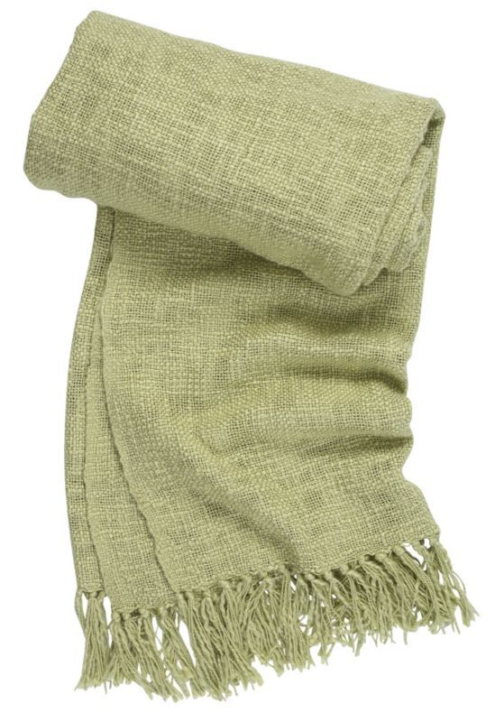 Team this Garlan throw with fresh greens and navy blues for a striking yet cosy feel this winter.  http://bq.co.uk/QhaM18 #throw #authentic #green