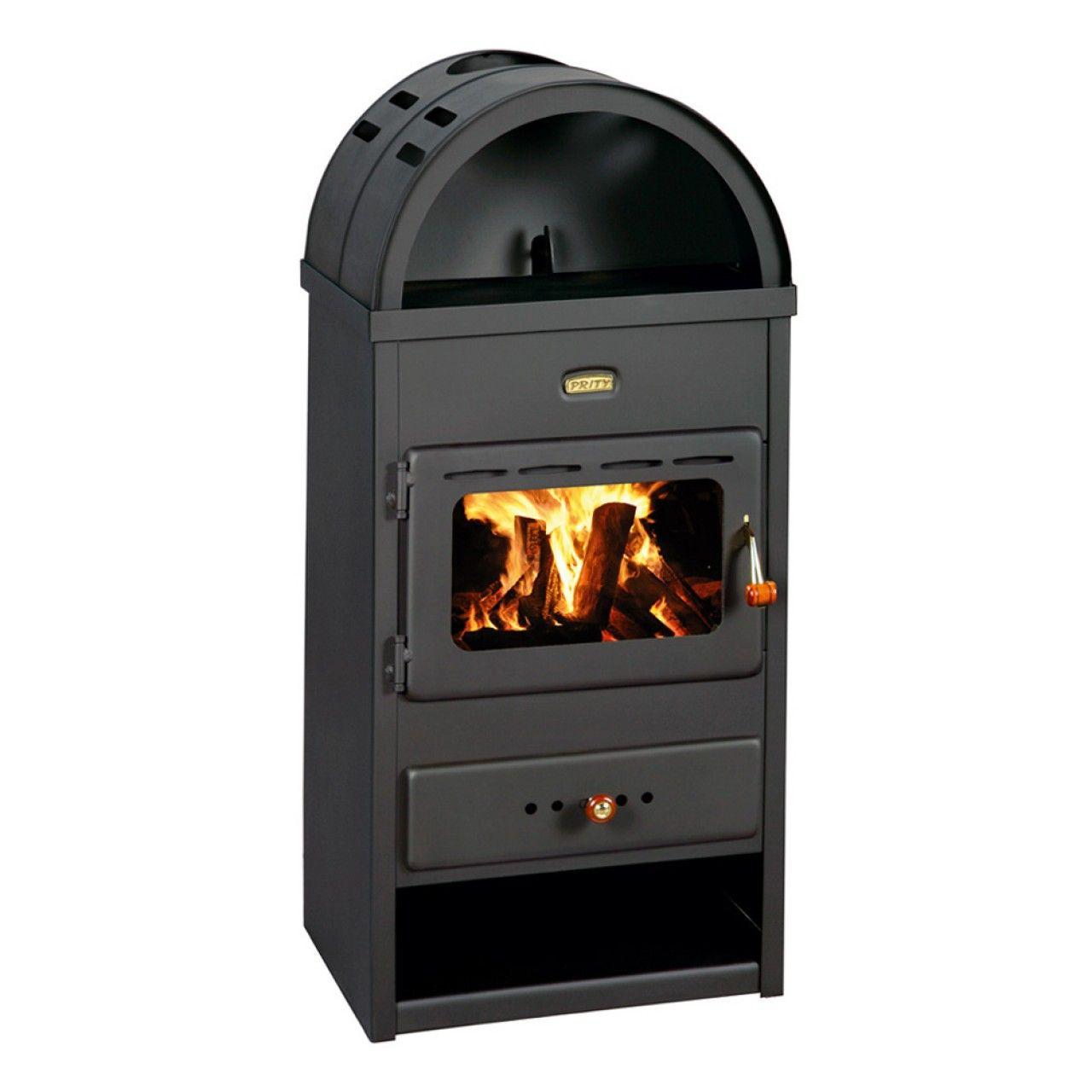 Dedeman Semineu Pe Lemne Brichete Carbune Prity K1k 9 Kw Dedicat Planurilor Tale Wood Wood Stove Home Appliances