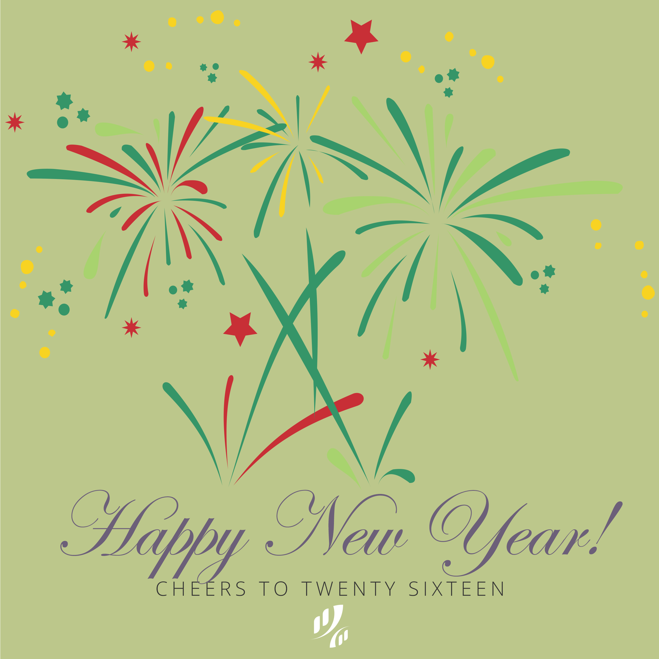 Happy New Year!   Thank you all for supporting small businesses like ours in #YVR.