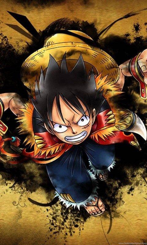 One Piece Luffy Wallpapers High Quality 10826 Hd Wallpaper One Piece 4k Hd Desktop Wallpaper For 4k Ultra Hd Tv Em 2020 Tatuagens De Anime Manga One Piece Anime