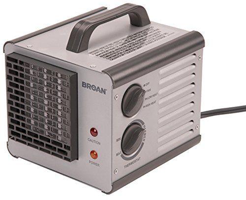 Broan Nutone 6201 Big Heat Heater Portable Electric Heaters Portable Heater Portable Space Heater