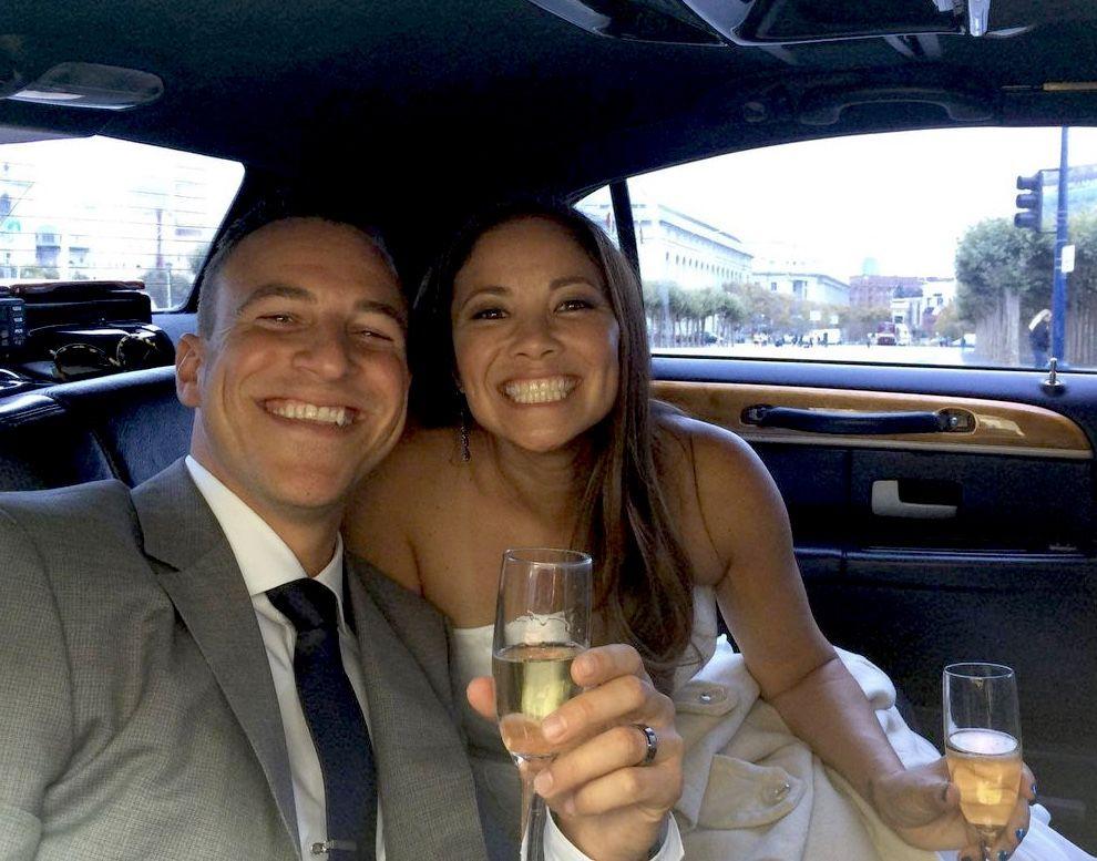 Lorrie Fair and husband, Jason Allen, married 2015  | AA Pro