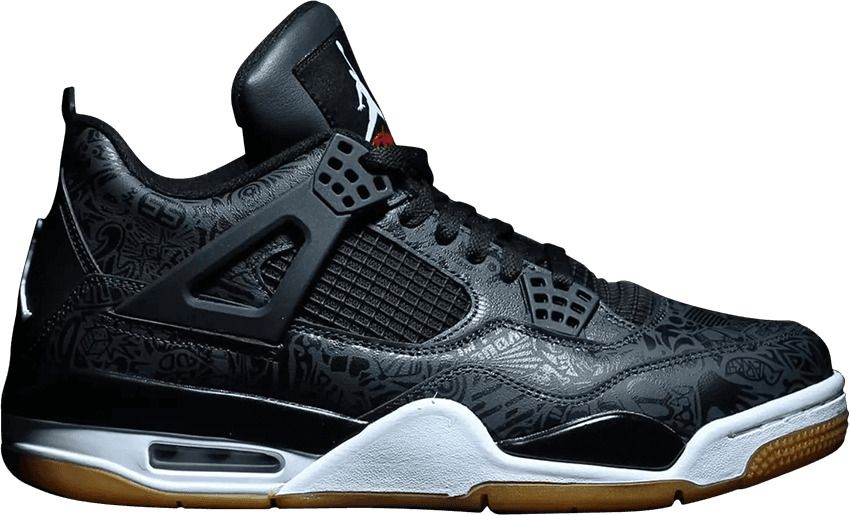 new arrival 56129 ac741 fashion NEW DS 2019 Nike Air Jordan Retro 4 SE LASER