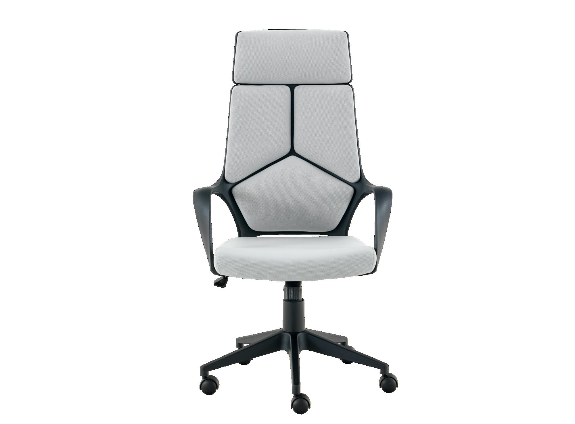 Fauteuil de bureau noir gris grand modele fauteuil de bureau