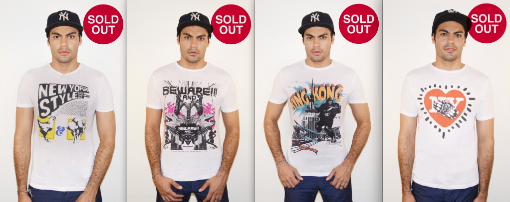 *Kapo Clothing's 2012 - MEN tshirts are sold out in the ONLINE STORE!!!