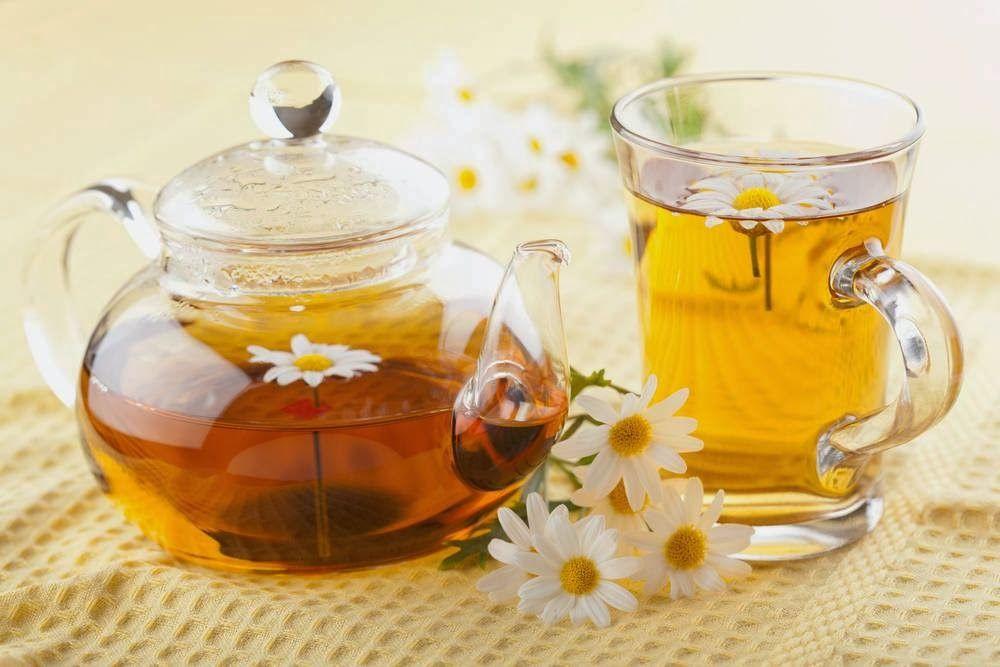 Beneficios del te de manzanilla para bajar de peso