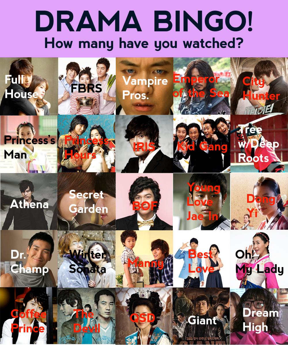 Watch 'em all for free on DramaFever! www dramafever com