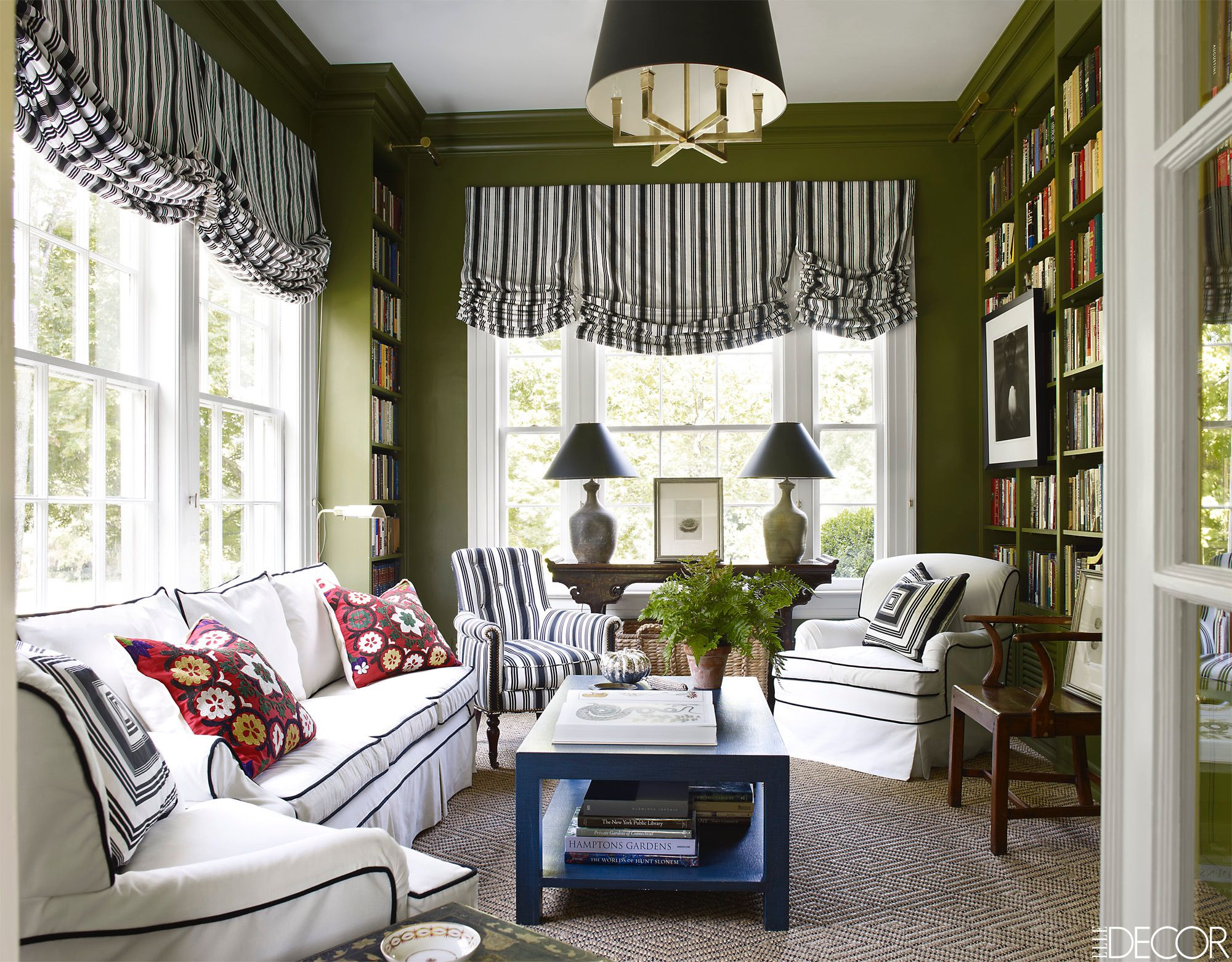 paint colors small bedrooms images%0A Twentyfive rooms decked out in what just might be the color of the season