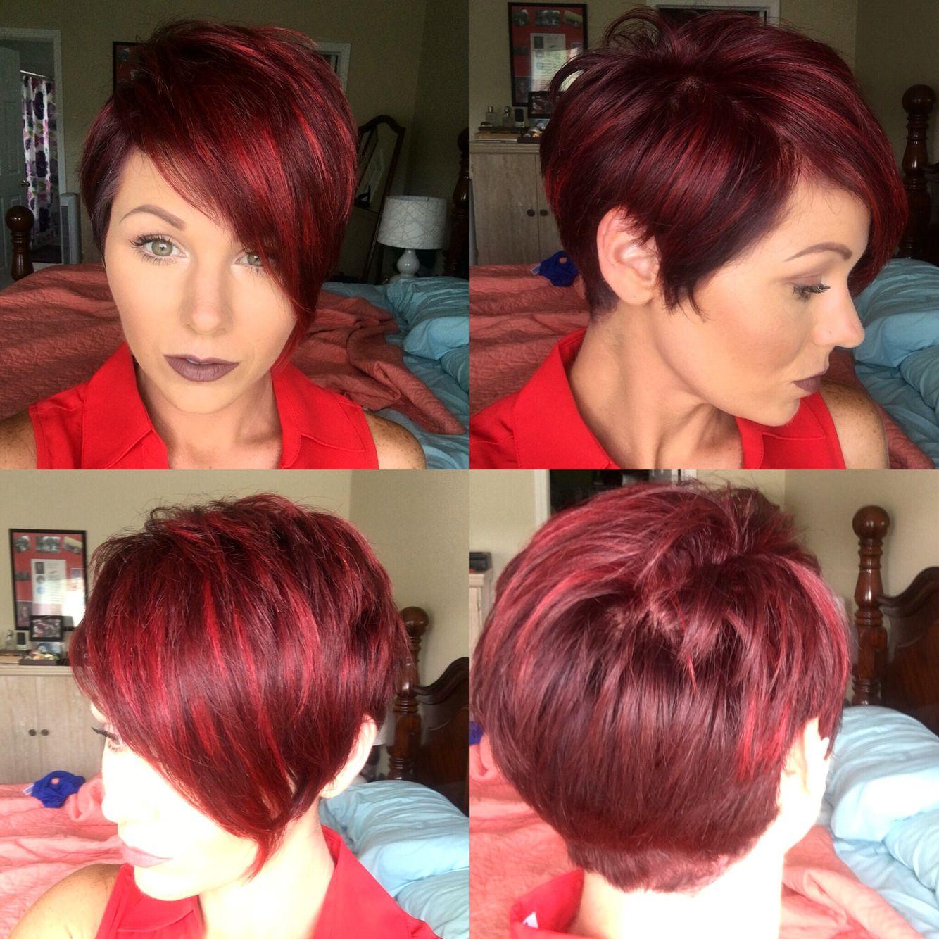 Pixie redhair u pinteresu