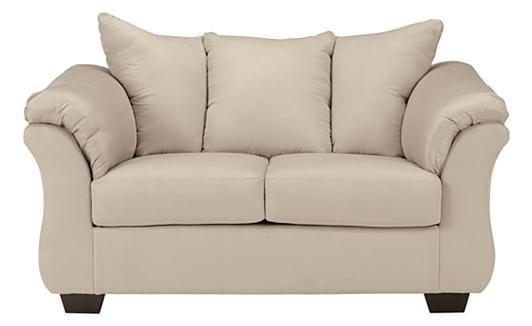 Darcy Stone Loveseat Love Seat, Ashley Furniture Darcy Loveseat