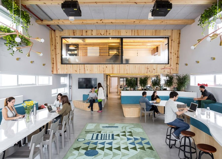 london office space airbnb. Airbnb Reveals Adaptable Office Spaces In London, Sao Paulo And Singapore - Singapore, London Space L