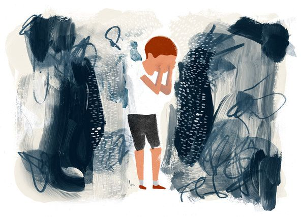 anxiety attacks in young adults