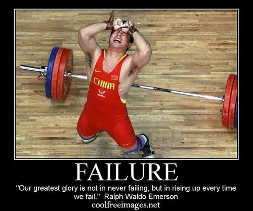 Inspirational Quotes About Failure In Sports: Failure #Inspirational #Sports #Quote By