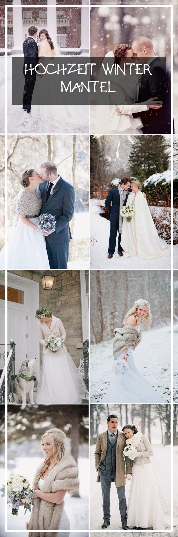 Large 17 Hochzeit Winter Mantel Di 2020 Pernikahan Fotografi