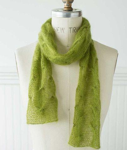 Spin Stitch Scarf & Wrap | Knitting | Pinterest