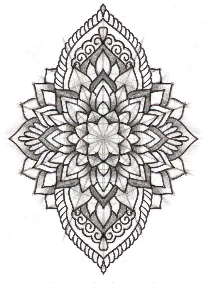 427215a9311f7dc994a0c4ea1fdb920ajpg (702×978) Ink Pinterest - tattoo template
