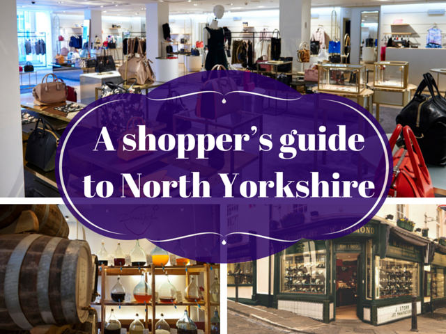 A shopper's guide to Yorkshire